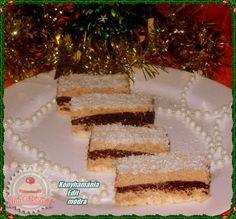 Raffaello szelet (Erdélyi sütemény)