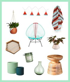 Turn your outdoor space into a springtime dream.