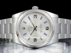 Rolex Air King Rolex Airking Ref Usato Nuovo Prezzo Rolex Air King, Prezzo, Omega Watch, Accessories, Jewelry Accessories