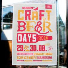 Craft Beer Days 2015