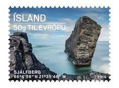600A - Tourist Stamps II - Sjalfberg