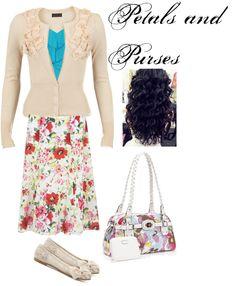 """spring"" by petalsandpurses on Polyvore"