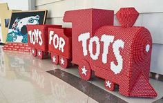 Toy's for Tots Train