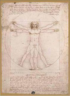 Puzzle Editions Ricordi de 1000 piezas El Hombre de Vitruvio de Leonardo Da Vinci