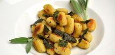 Gnocchit ovat perunasta tehtyjä palleroita, jotka ovat erinomaisia mutta vaativat melko tarkat valmistusmetodit.