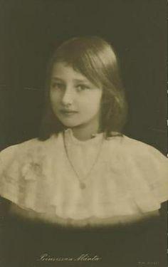 Princess Märtha of Sweden, future Crown Princess of Norway