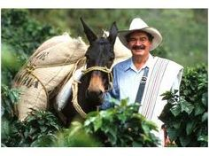 The one and only Juan Valdez! Coffee at its best!