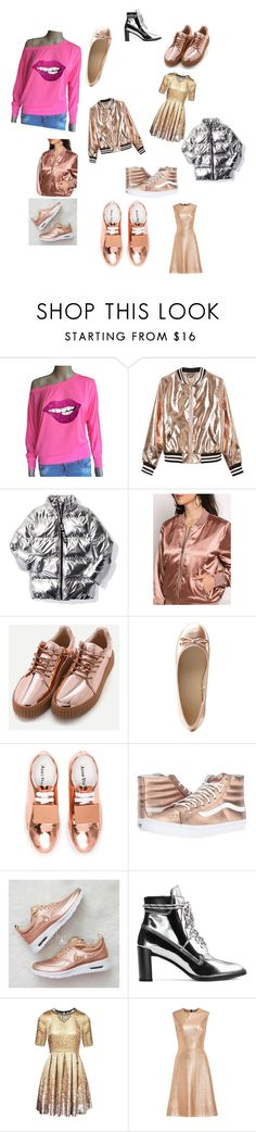 """Untitled #22"" by orysyah ❤ liked on Polyvore featuring beauty, Sans Souci, Ivy Park, Charlotte Russe, Acne Studios, Vans, Stuart Weitzman, Matthew Williamson and Lela Rose"