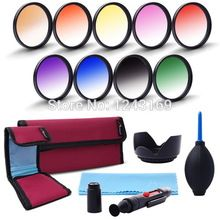 9pcs Graduated Color Filter Kit For DSLR Nikon $27 AUD #DirectBuy GO: http://confer.com.au/products/9pcs-graduated-color-filter-kit-dslr-nikon/