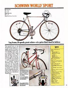 18450fee0b7 42 Best It's not old, it's Vintage! images in 2013 | 80 s, Bicycle ...