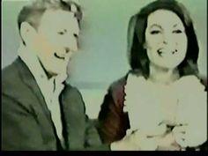 Nana Mouskouri - Opa Ni Na Naï - Show Danny kaye avec Harry Belafonte  1966