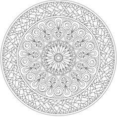 "This is ""Sunlit Dream"", a coloring page for you to print, color, and share. :) #mandala #free https://mondaymandala.com/m/sunlit-dream?utm_campaign=sendible-pinterest&utm_medium=social&utm_source=pinterest&utm_content=sunlit-dream"