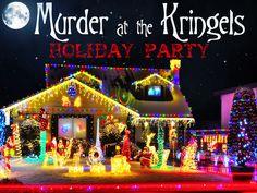 Murder at the Kringels Christmas murder mystery