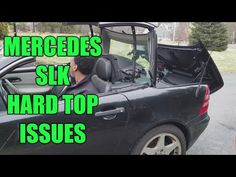 Mercedes SLK 230 HardTop Issues And How To Solve Them - YouTube