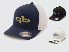 Mada SPEC White B;lack Grey Stitched Logo Flexfit Baseball Cap Men/'s Hat