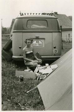 VW typ 2 pre 1955