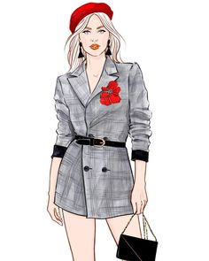 paul Gaultier Informations About Fashion Illustrator Dress Design Sketches, Fashion Design Sketchbook, Fashion Design Drawings, Fashion Sketches, Fashion Drawing Dresses, Fashion Illustration Dresses, Runway Fashion, Fashion Models, Trendy Fashion