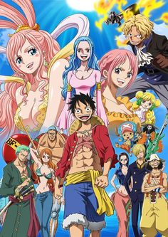 3238321 Nami Nefertari Vivi Nico Robin One Piece Rebecca Shirahoshi edit One Piece Manga, One Piece Ex, One Piece World, One Piece Luffy, Nico Robin, Art Manga, Anime Manga, Dragon Ball Gt, All Anime