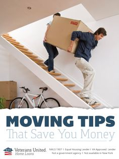 Moving is stressful enough without financial worries. Here are some quick and effective ways you can save some cash during your next PCS!