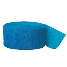 Banderole de fête en Papier Crépon Turquoise - 24,70m Party Showroom http://www.amazon.fr/dp/B0016L2MJY/ref=cm_sw_r_pi_dp_ng9kub0YEX22J