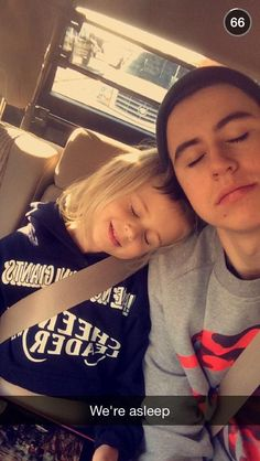 they are so cute when they sleep❤️☺️