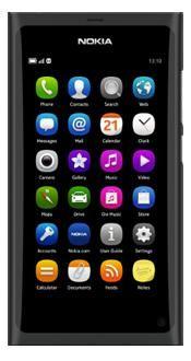 Nokia N9 en Tienda Movistar