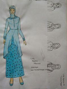 Illustration, fashion illustrator