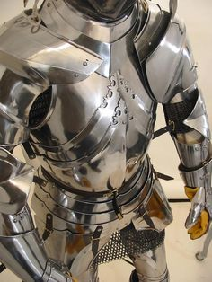 Late 15th C. Armour by Jeff Wasson