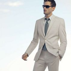 Jamie Dornan is Christian Grey!