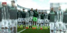Bursasporda 3 puan mutluluğu: Yeşil-beyazlı futbolcular Kasımpaşa maçı sonrası galibiyeti taraftarlarla birlikte tezahürat yaparak kutladı