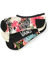 Vans // Take your feet on a vacation with these no-show footie socks that feature mixed colorblock and tropical floral print designs and a comfortable yet durable construction for a long-lasting wear. Vans Socks, Vans Outfit, Cute Socks, No Show Socks, Ankle Socks, Sock Shoes, Me Too Shoes, Cute Outfits, My Style