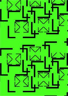 moderno i colori di questo pattern sono volutamente contrastanti e sono stati ispirati dall'aggettivo scelto Company Logo, Lettering, Logos, Hardware, Modern, Computer Hardware, Letters, Texting, Logo