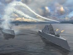 Americas new Warship!