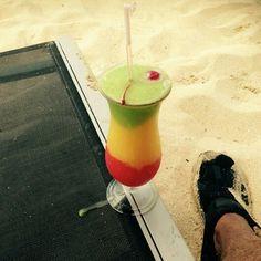 Bob Marley Drink  #jamaica #food #bobmarley #travel #delicious #yum #tasty #bonappetit