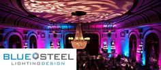 http://obxbrides.com/honeymoon/blue-steel-lighting-design/  Blue Steel Lighting