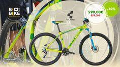 Cube Attention 29 por solo 599 euros en biciandbike