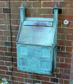 English letter box
