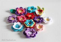 Flowers, pretty flowers :)  www.atelierhandmade.com
