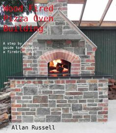 Wood Fired Pizza Oven, Barrel type (A Brickie series.) by Allan Russell, http://www.amazon.com/dp/B005DDBV1G/ref=cm_sw_r_pi_dp_3futrb0X0ZM2S
