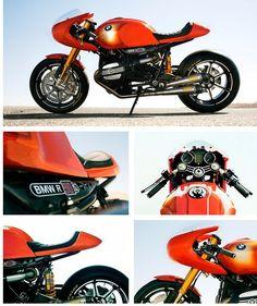 BMW Concept Ninety by Roland Sands Design