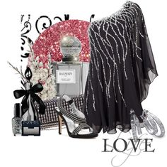 """Black Elegance!"" by dicabria ❤ liked on Polyvore"