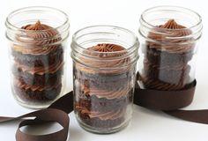 Tendencias: cupcakes en jarras   Ideas para fiestas, Tartas decoradas, Tendencias   Fiestafacil Blog