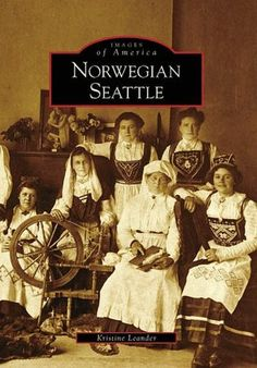 Book on Norwegian Settlers in Seattle