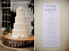 Love These - Look at that handwritten Font! Another super job by Karmanos Printing Wedding Programs Simple, Vendor Events, Hand Written, Random Pictures, Pretty Cakes, Got Married, Wedding Stuff, Fun Stuff, Print Design