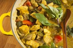 Thai Green Chicken Curry Recipe | Savory Spice Shop
