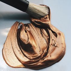 """oneheartoverthemoon: """" is this makeup or chocolate cause I kinda wanna eat it """""""