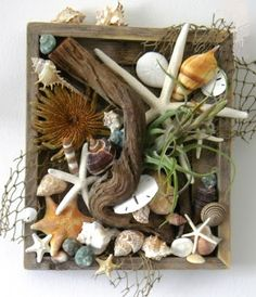 Top 8 Beach Craft Ideas