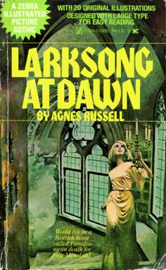 Larksong at Dawn  with cover art by Fernando Fernandez