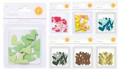 #papercraft #CHAWinter2014 #SneakPeeks: #Papercrafting Product Release: Studio Calico – Essentials Collection