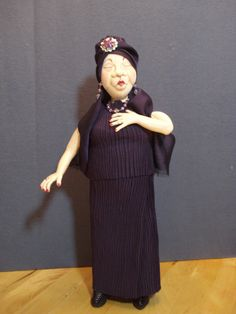 The Mother In Law, Best in Show at Enchanted Doll Artist Conference 2009